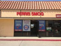 Least expensive valued smog check test in Perris and