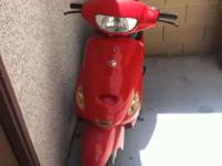 2011 Sunny 50cc Scooter. Perfect Condition,stored