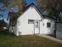 Nice two bedroom one bath home in Staples MN for Rent.