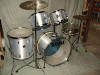 .... Early 80's Made in JAPAN, TAMA SwingStar 5pc Drum