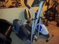 I HAVE FOR SALE MY HOME GYM A DONT LONGER USED DUE TO
