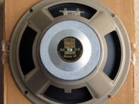 "4 ""like new"" Celestion Vintage 10s from the late 90's."