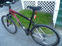 Selling my Specialized EN14766 2010 Mountain Bike. As