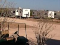 Several sites available at Permian RV park!  We are