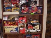 Super Nice Selection of John Force & Sterling Marlin