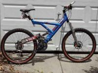 Trek VRX 200 mountain bike Large/Xtra large frame. Yes