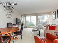 Enjoy San Francisco in this newly furnished, modern
