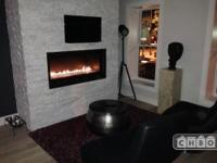 This brand name new, totally furnished, two bedroom and