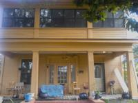 Large two story fixer upper home with 3 bedrooms and 2