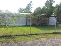 Mobile Home (single wide) and land for sale by owner.