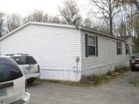 Hello, I have a doublewide mobile home for sale, and it