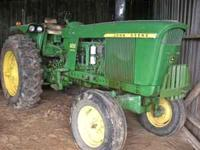 4520 John Deere field ready good tractor call after