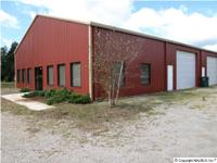 Store with 2 Acres for $399,900. Prime commercial