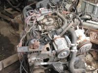 454 Chevy Engine  Carbureted Casting # 14015445 $