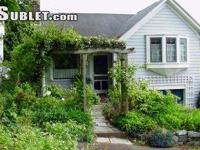Sublet.com Listing ID 2298171. Single home with front