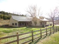 Custom Craftsman Style Home on 8+Acres with barn,
