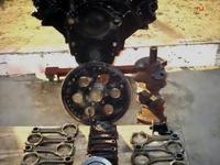 BLOCK, HEADS, CRANK, RODS, HARM. BALLANCER, FLYWHEEL,