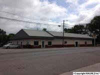 Great commercial property on 1.9 acres. Building is