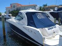 2008 Sea Ray 44 SUNDANCER NEW BROKERAGE LISTING 2008