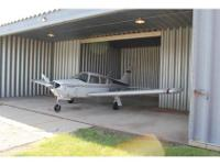 1972 Piper Arrow. Selling very nice Arrow ll, changes