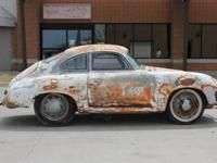 This 1954 Porsche 356 Pre A Coupe . It is equipped with