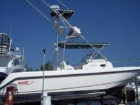 1999 Boston Whaler 28 OUTRAGE TOTAL REFIT AT THE BOSTON