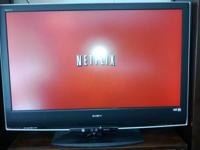 "I am selling my 46"" BRAVIA S Series LCD HDTV"