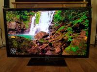 "I'm selling this great Samsung 46"" Smart TV for $600"
