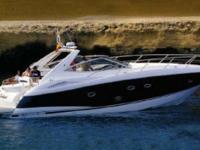 Description The nicest 46 Portofino available, bow