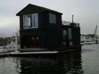 Talk about waterfront living, this 3 level, 3bedroom,