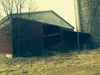 """""""""""""""""""""""10 acres land for sale with barn and silo"