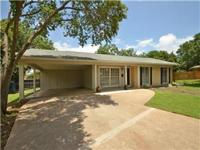 OPEN SUNDAY 1-4 in 78745 !! Highly yearned for Western