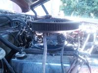 460 engine out of a 1977 lincoln continental. The