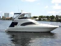 2009 Sea Ray 44 SEDAN BRIDGE New trade at Pompano Beach