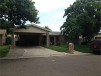 3 bedroom, 2 bath, enclosed garage, centrally located,