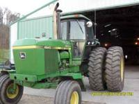 4640 John Deere Tractor for sale. Serial Number 4640P