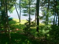 Located on stunning Curve lake west of Rhinelander,
