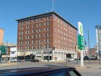 Rent An Original! Historic Hotel Iowa. 1 & 2 bedrooms