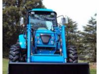 88HP Turbo Diesel, Fully Enclosed Cab With Heat & AIR