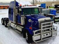 2004 Western Star 4900 with 66? Studio Bunk