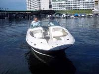2007 Sea Ray 240 SUNDECK Get ready for a party! There's