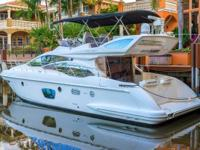 Immaculate Azimut 47, and the price just reduced. This