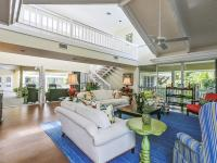 A Key West style canal front dream home with