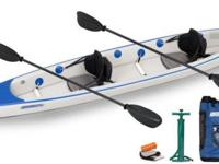 473rl RazorLite Drop Stitch Kayak Bought this new a