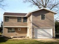 Mostly remodeled four bedroom home close to Gun Lake.