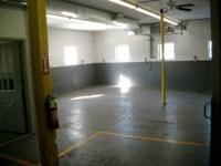 Light Industrial or commercial space for rent. Located