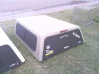 SELLING A USED VISON CAMPER SHELL FOR A 1993-2011 FORD