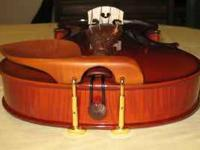 Very very nice sounding violin. .I have set this violin