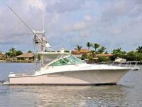 2006 Cabo Yachts 40 EXPRESS Fishy Wishy has just