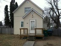 Nice little 3 bedroom, 1 bathroom home on a corner lot